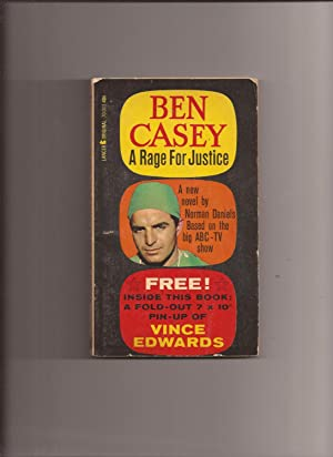 Ben Casey, A Rage For Justice (TV: Ben Casey) Daniels,