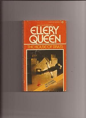 The House Of Brass (TV Tie-in): Ellery Queen) Queen,