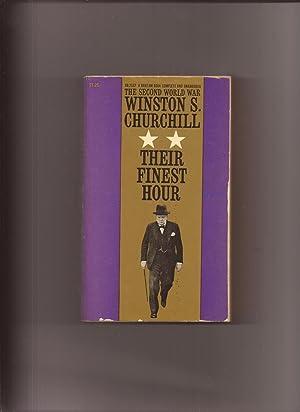 Their Finest Hour: Churchill, Winston S.