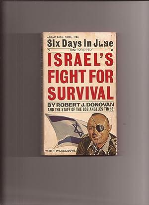 Six Days in June: Israel's Fight For: Donovan, Robert J.