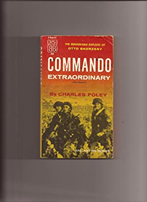 Commando Extraordinary (Abridged): Foley, Charles