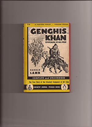 Genghis Khan: Emperer of All Men: Lamb, Harold
