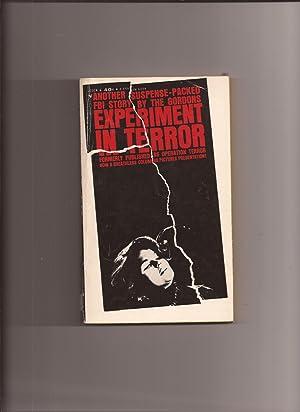 Experiment In Terror (Movie Tie-in): Gordons, The
