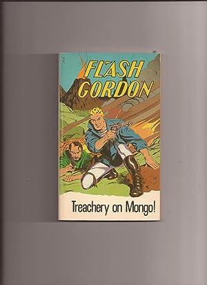 Flash Gordon: Treachery on Mongo!: Flash Gordon) story