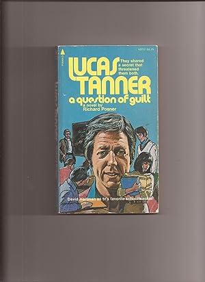 Lucas Tanner: A Question Of Guilt (TV: Lucas Tanner) Posner,