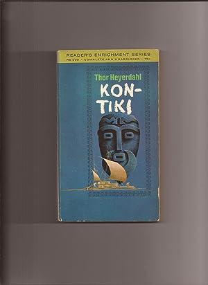 Kon-Tiki: Across The Pacific By Raft: Heyerdahl, Thor (translated