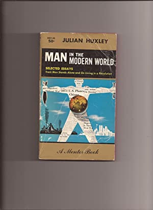 Man In The Modern World, An Eminent: Huxley, Julian