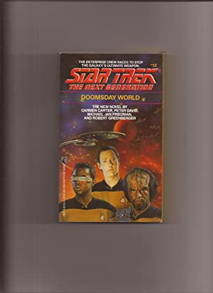 Star Trek The Next Generation # 12: Doomsday World