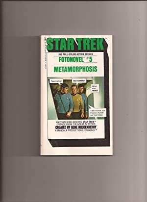 Star Trek Fotonovel # 5: Metamorphosis (TV Tie-in)