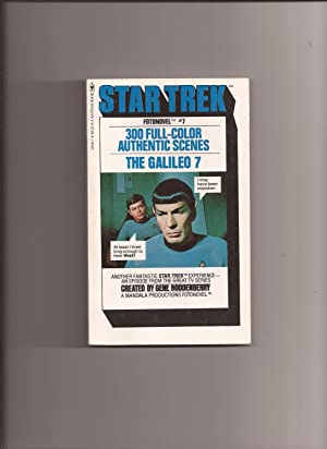 Star Trek Fotonovel # 7: The Galileo 7 (TV Tie-in)