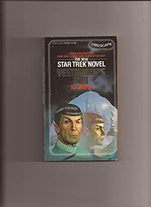 A Star Trek Novel: Yesterday's Son