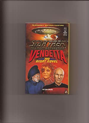 Star Trek The Next Generation: Vendetta, The Giant Novel