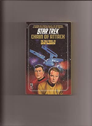 Star Trek # 32: Chain Of Attack
