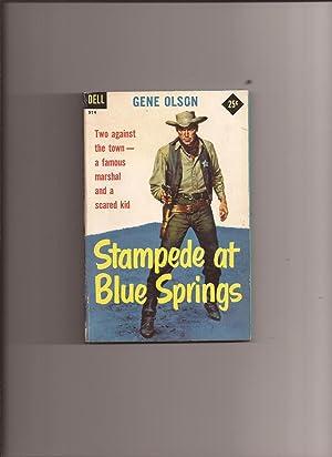 Stampede At Blue Springs: Olson, Gene