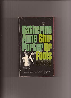 Ship Of Fools (Made into Movie): Porter, Katherine Anne