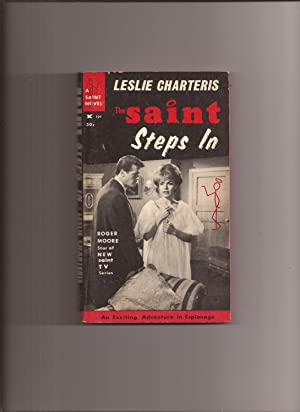 The Saint Steps In (TV Tie-in): Saint, The) Charteris,