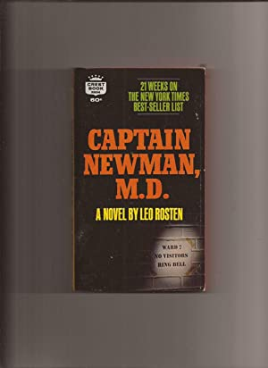 Captain Newman, M.D. (Made into Movie): Rosten, Leo