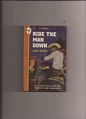 Ride The Man Down: Short, Luke