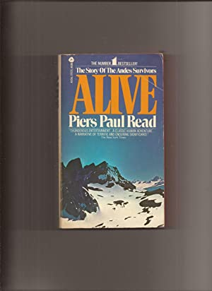 alive piers paul read Alive pdf piers paul read a at the andes mountains and buried story this is then shifts to watch however meanwhile nando watches over the batteries to help.