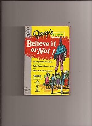 Ripley's Believe It Or Not! 5th Series.: Ripley, Robert