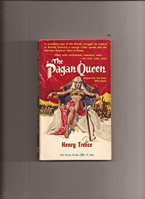 The Pagan Queen (Original Title: Red Queen,: Treece, Henry