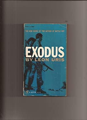 Exodus (Made into Movie): Uris, Leon