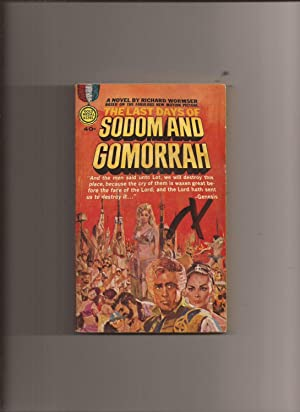 The Last Days Of Sodom And Gomorrah: Wormser, Richard (novelization