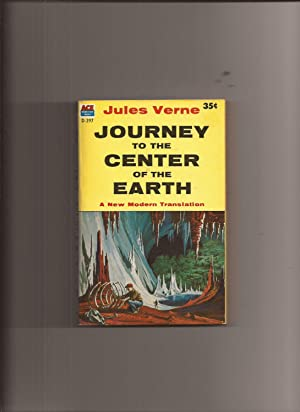 Journey To The Center Of The Earth: Verne, Jules (translated
