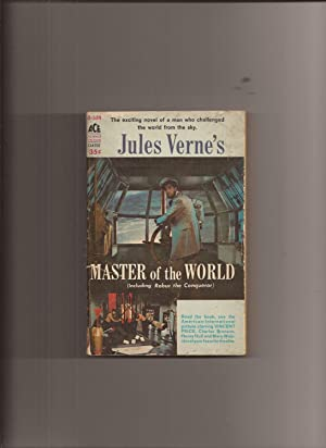 Master Of The World including Robur The: Verne, Jules