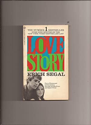 Love Story (Movie Tie-in): Segal, Erich