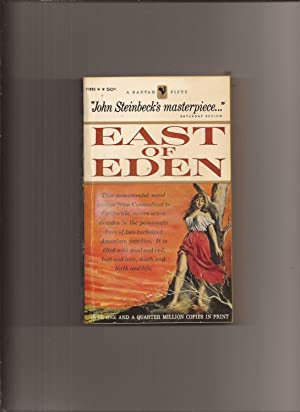 East Of Eden (Made into Movie): Steinbeck, John