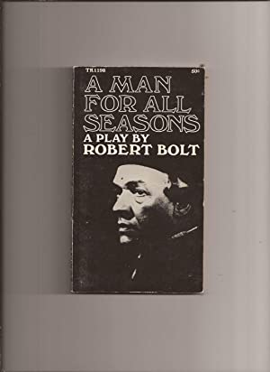 an overview of the novel a man for all seasons by robert bolt The an introduction to the analysis of the film when harry met sally rules of the game (a short an overview of the united kingdoms economy political structure and trade piece from amy tan's novel.