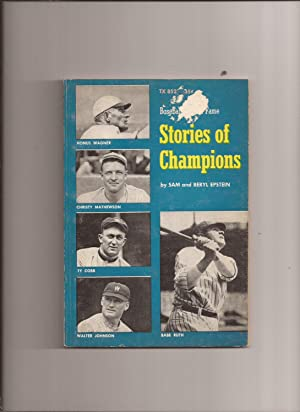 Baseball: Hall of Fame, Stories of Champions: Epstein, Sam and