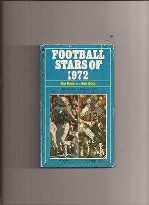 Football Stars Of 1972: Bock, Hal and