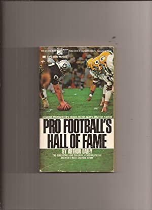 Pro Football's Hall Of Fame: The Official: Daley, Arthur (foreward