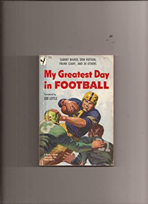 My Greatest Day In Football: Goodman, Murray and