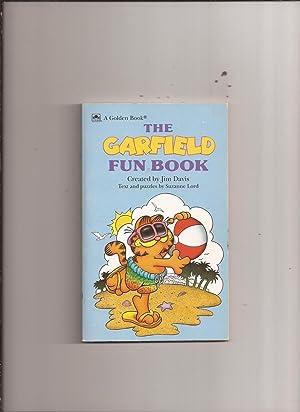 The Garfield Fun Book: Davis, Jim (created
