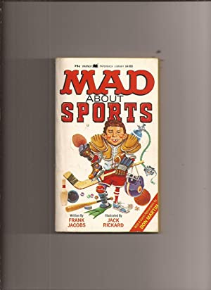 Mad About Sports: Jacobs, Frank (written