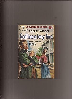 God Has A Long Face: Wilder, Robert