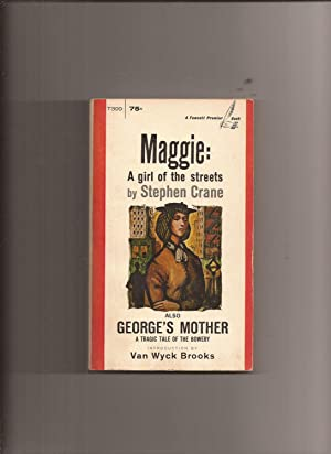 Maggie: A Girl of the Streets -: Crane, Stephen (Introduction