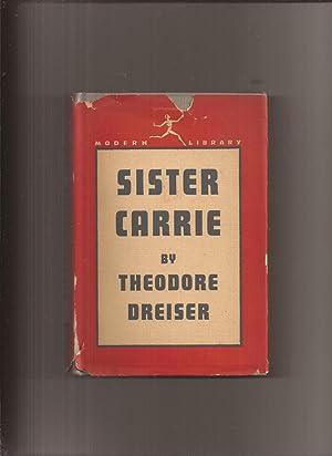 Sister Carrie: Dreiser, Theodore (new