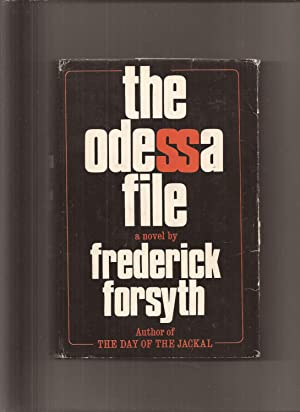 The Odessa File (Movie source book): Forsyth, Frederick
