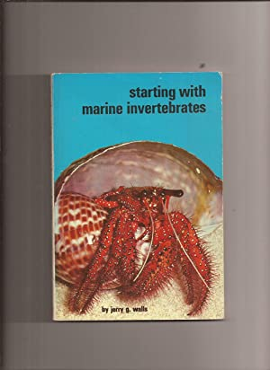 Starting With Marine Invertebrates