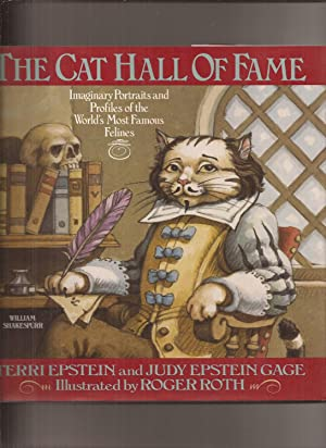 The Cat Hall Of Fame, Imaginary Portraits Of The World's Most Famous Felines
