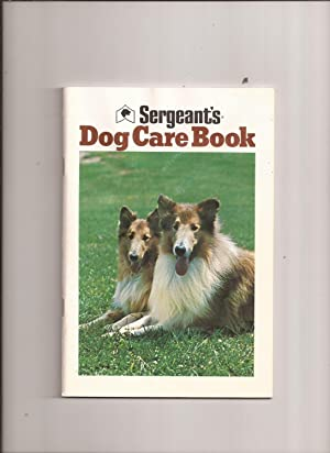 Sergeant's Dog Care Book