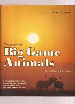 Treasury Of Big Game Animals