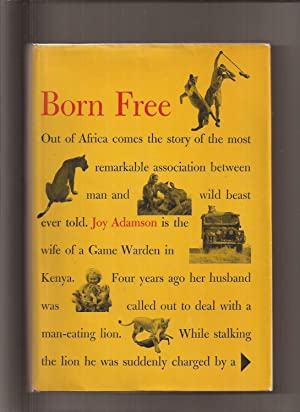 Born Free, A Lioness of Two Worlds (Made into Movie)