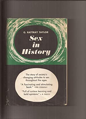 Sex in history taylor g