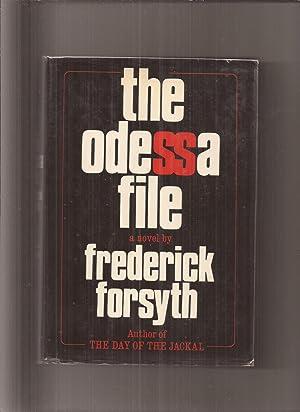 The Odessa File (Made into Movie): Forsyth, Frederick