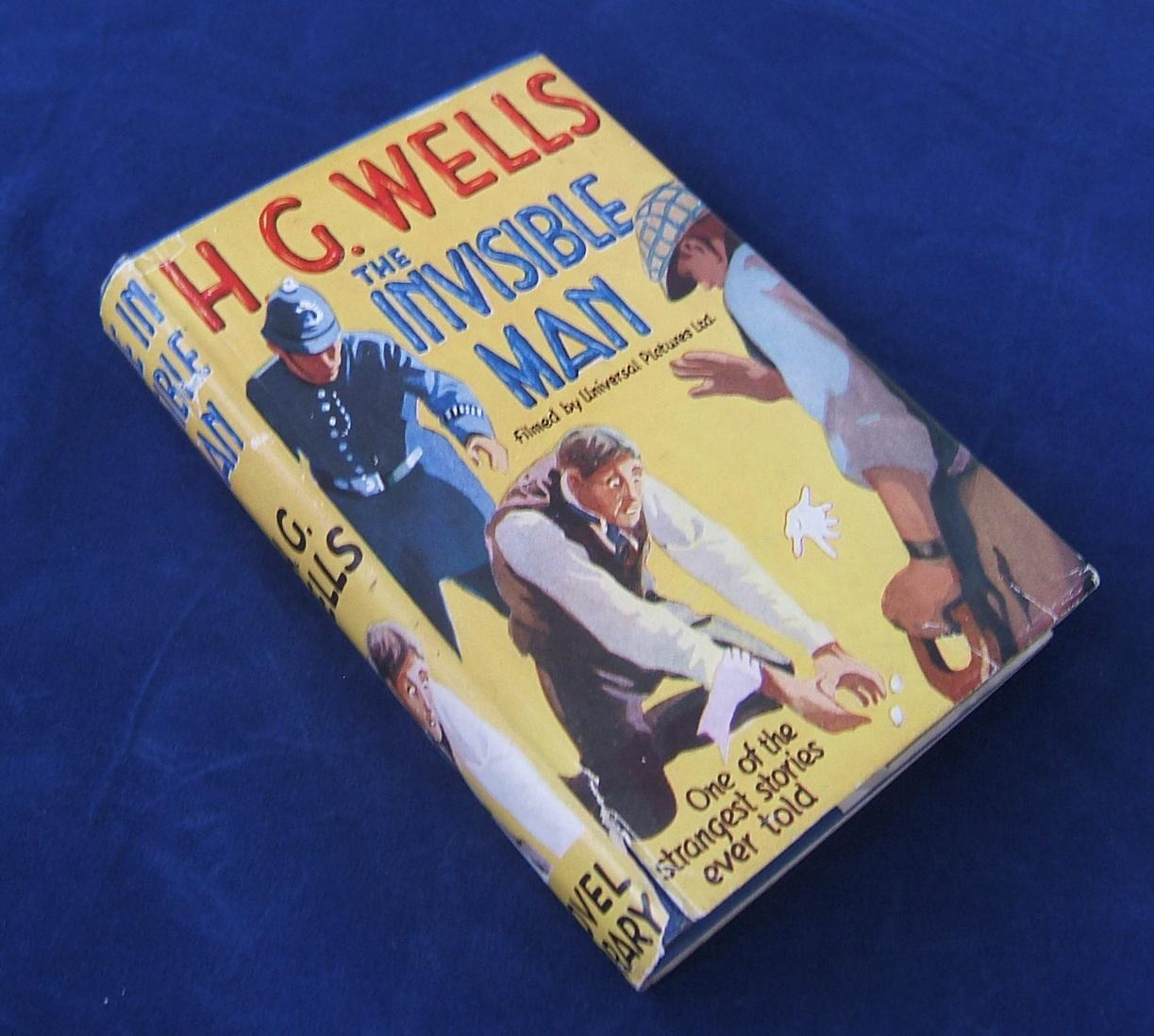 the invisible man by hg wells essay Home → sparknotes → literature study guides → invisible man invisible man ralph ellison table of contents  sample a+ essay how to cite this sparknote.